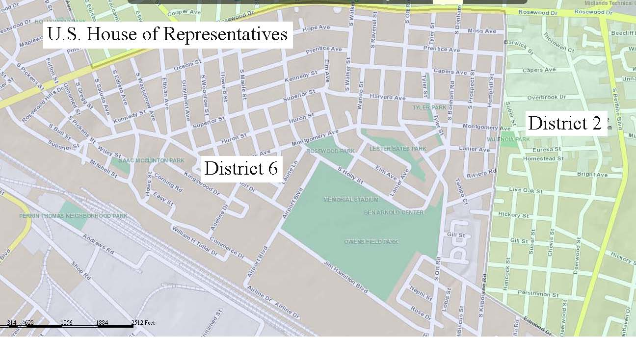 Map Georgias Congressional Districts Th Congressional District - Map us house of representatives