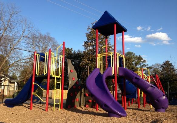 valencia playground
